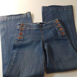 Denim - Bdg urban outfitters flare jeans medium wash 27